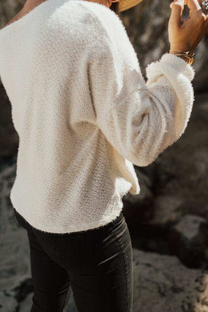 """Sam"" Pullover Sweater"
