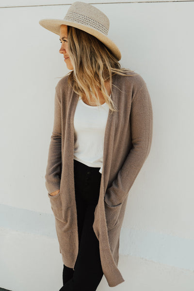 """Ally"" Cardigan Sweater"