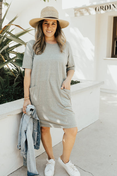 """Canyon"" T-Shirt Dress"