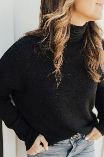 """Jenny"" Turtleneck Sweater"