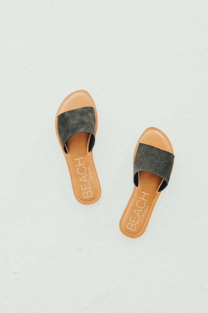 """Cabana"" Simple Slide Sandal"