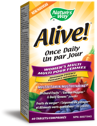 Alive! Once Daily Women's