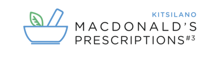 Macdonald's Prescriptions #3