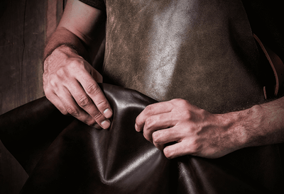 What is real leather craftsmanship?