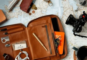 Ekster® x Huckberry | Limited Copper Red Edition