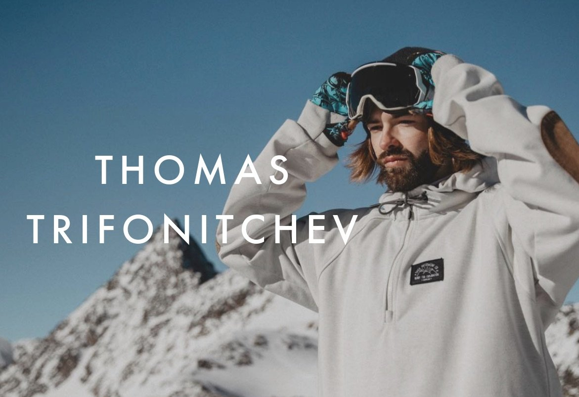 AMBASSADOR SPOTLIGHT: Thomas T.