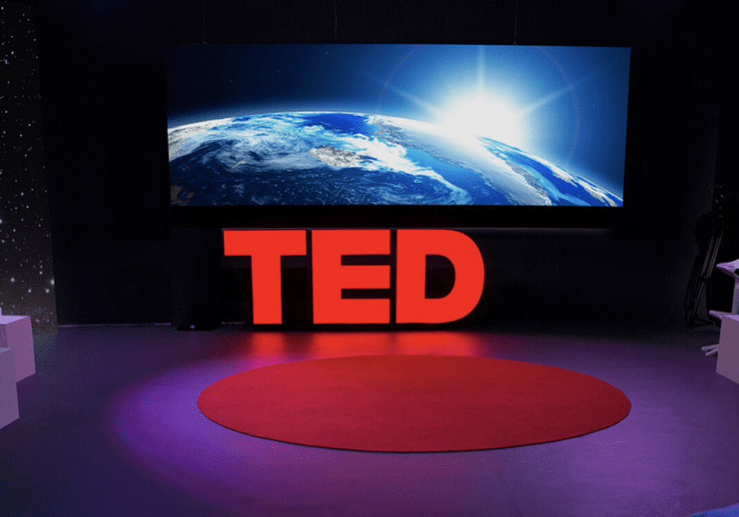 Ekster at TED2018 - Check out 5 TED Talks You Can't Miss