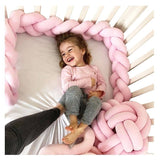Baby Bed Bumper TOO CUTE - Embrace Luxury