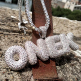 TOPGRILLZ Custom Name Personalized Jewelry Gold Silver $100.00 - Embrace Luxury