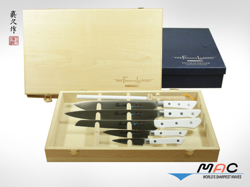 Thomas Keller Limited Edition Set