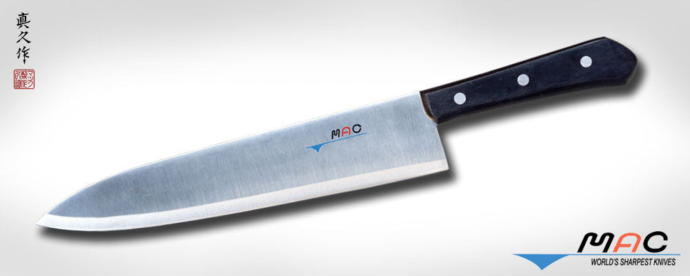"Chef Series 10"" Chef's Knife (BK-100) - MAC Knife"