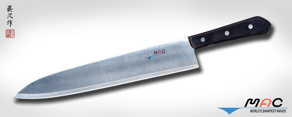 "Chef Series 12"" Chef's Knife (BK-120) - MAC Knife"
