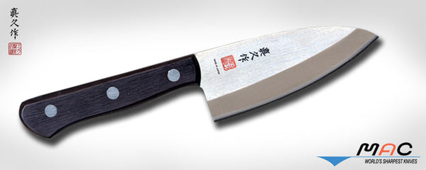 "Japanese Series 4"" Deba Cleaver (Aji-Deba) (CL-40) - MAC Knife"