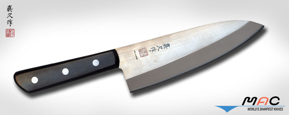 "Japanese Series 7 1/2"" Deba Cleaver (CL-75) - MAC Knife"