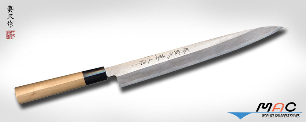 "Japanese ""HO-Series"" Yanagiba (FK-270) - MAC Knife"