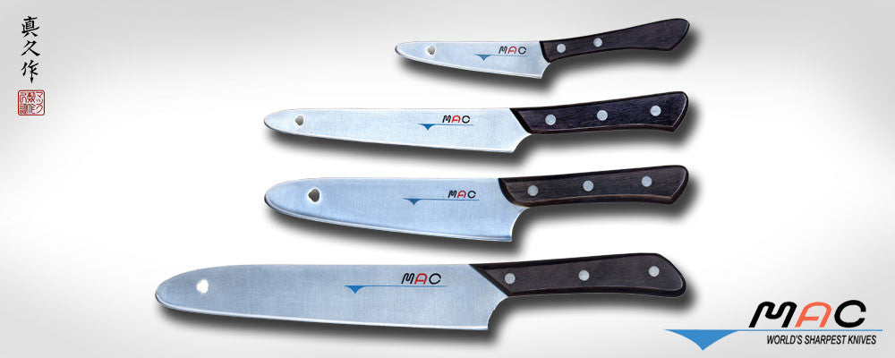 Original Series Set 4 PCS (GSP-41) - MAC Knife