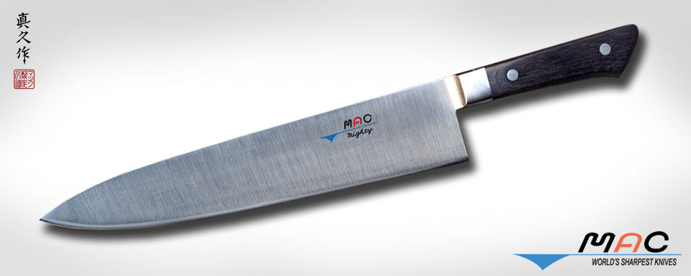 "Professional Series 10 3/4"" Chef's Knife (MBK-110) - MAC Knife"