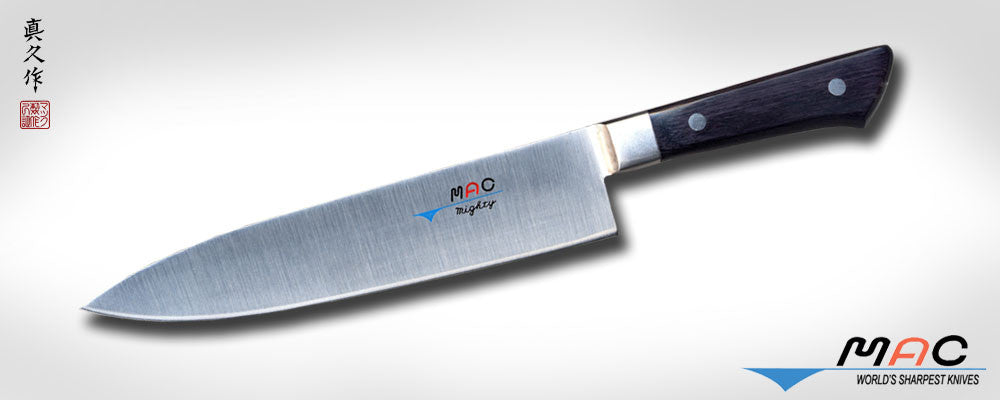 "Professional Series 8 1/2"" Chef's Knife (MBK-85) - MAC Knife"