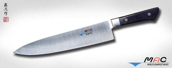 "Professional Series 9 1/2"" Chef's Knife (MBK-95) - MAC Knife"