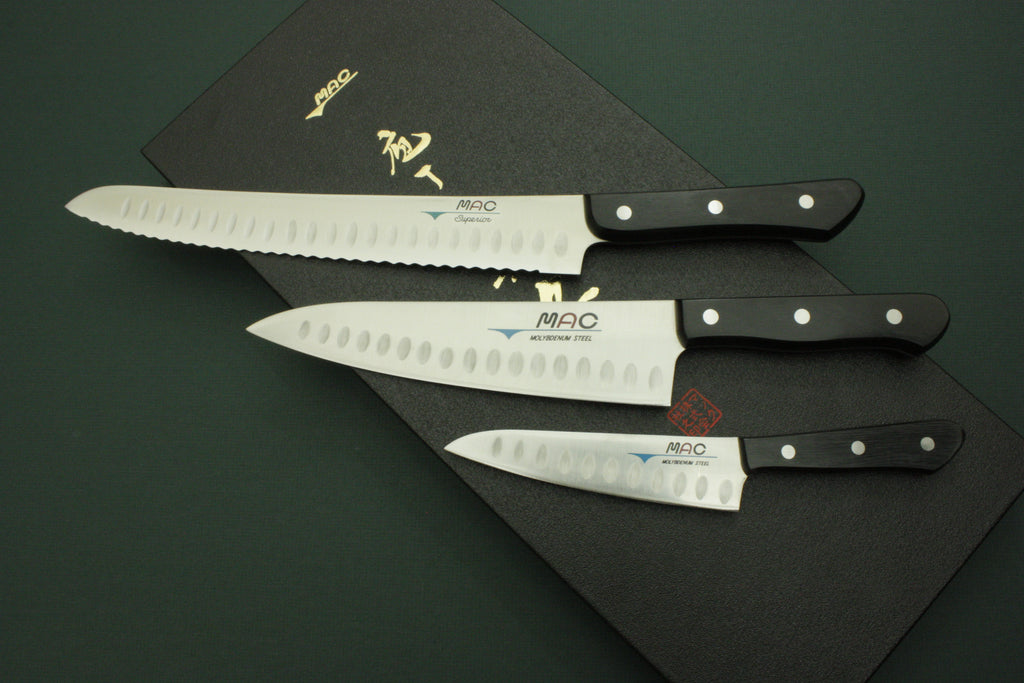 Chef Series Set 3 PCS (CHEF-31) - MAC Knife