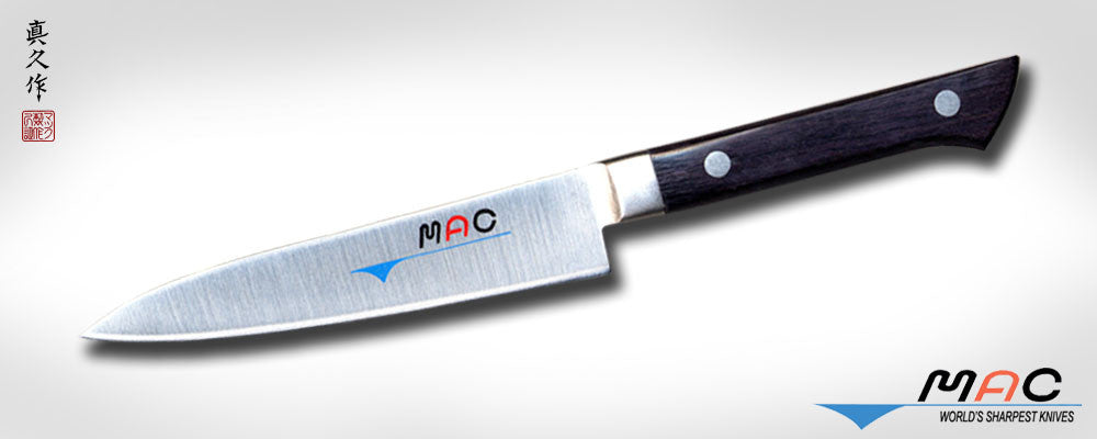 "Professional Series 5"" Paring/Utility Knife (PKF-50) - MAC Knife"