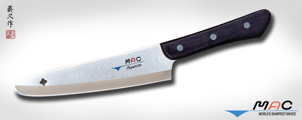 "Superior Series 7"" Utility/Chef's Knife (SA-70) - MAC Knife"