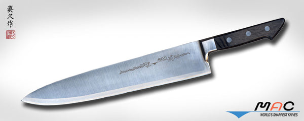 "Ultimate Series 12 1/2"" Chef's Knife (SBK-120) - MAC Knife"