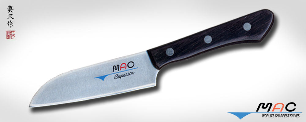 "Superior Series 4"" Paring Knife (SK-40) - MAC Knife"