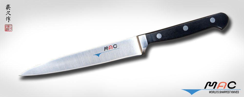 "Professional Series 7"" Fillet Knife (SO-70) - MAC Knife"