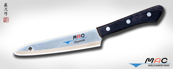 "Superior Series 5"" Paring/Utility Knife (SP-50) - MAC Knife"