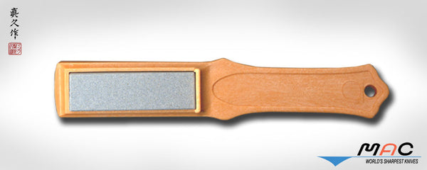 MAC Hand-held Whetstone Sharpener (SS-1) - MAC Knife