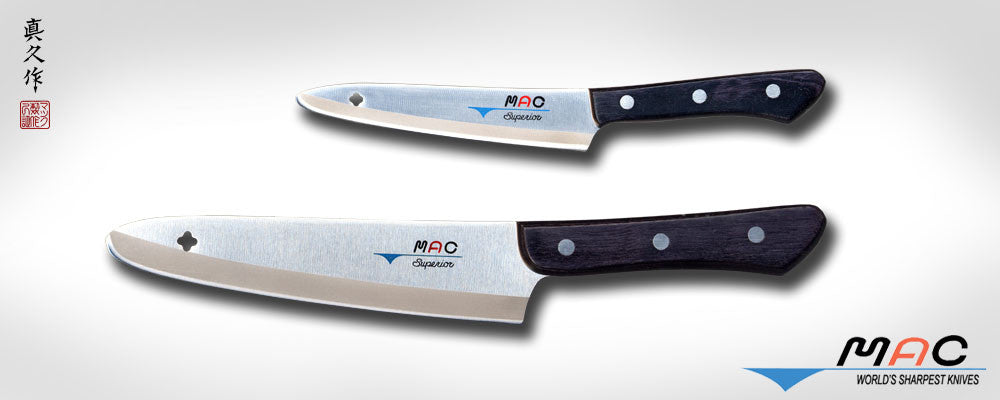 Superior Series Set 2 PCS (SU-27) - MAC Knife