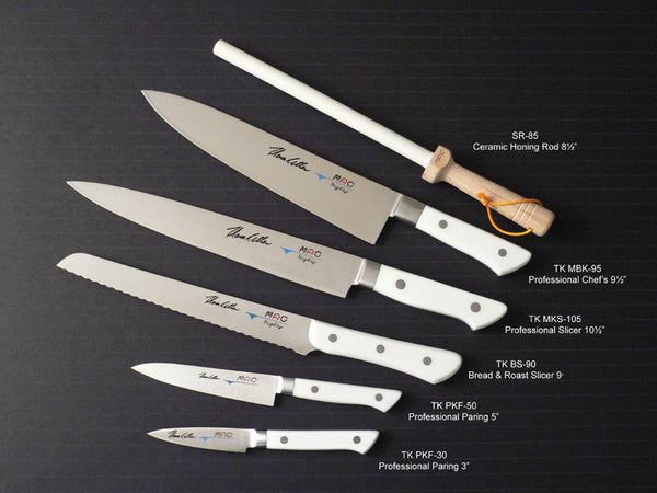 Thomas Keller Limited Edition Set Tk Set Mac Knife