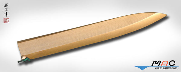 Wooden Scabbard for FK-300 - MAC Knife