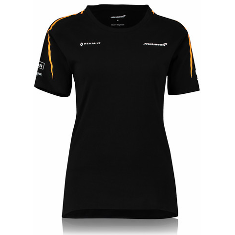 McLaren Renault Formula 1 Women's 2018 Team Set-Up T-Shirt