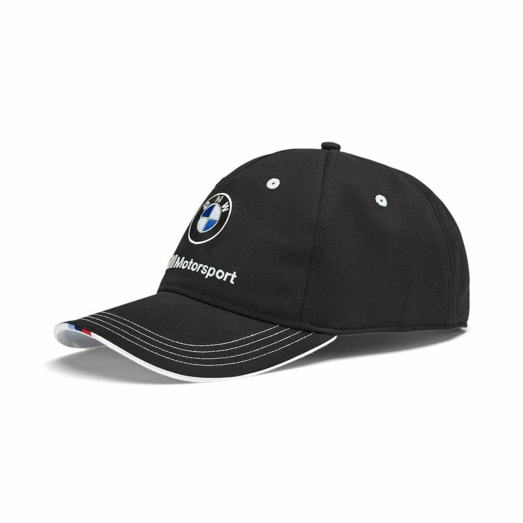 BMW Motorsports Puma Hat - Black/White