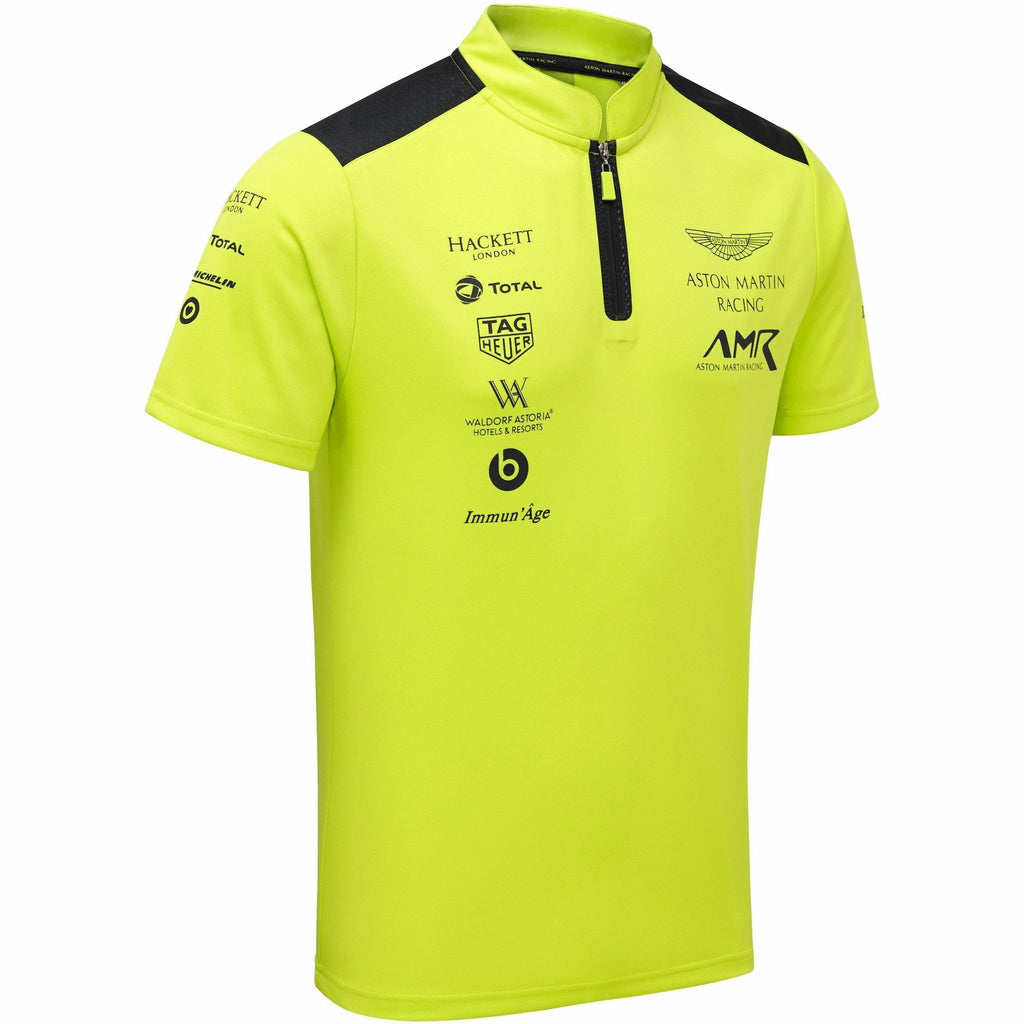 Aston Martin Racing 2019 Men's Team Polo Green
