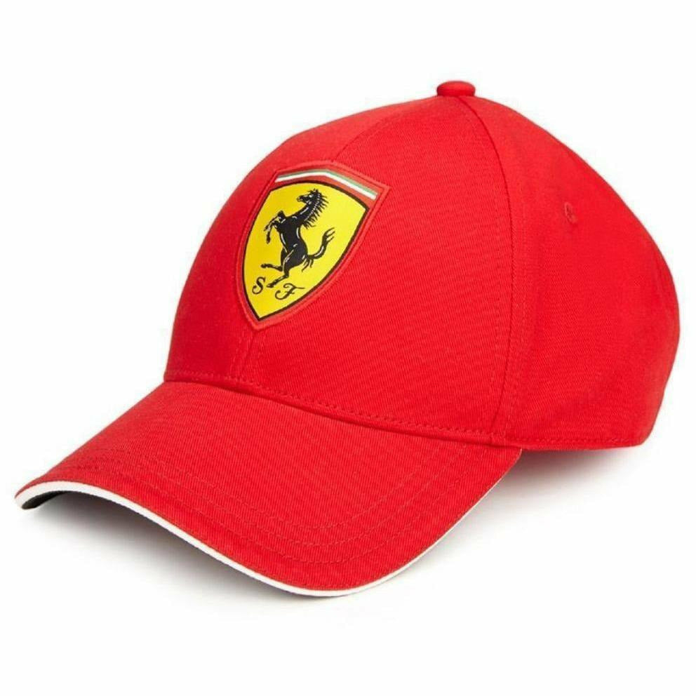 Scuderia Ferrari Formula 1 2018 Red Authentic Classic Hat