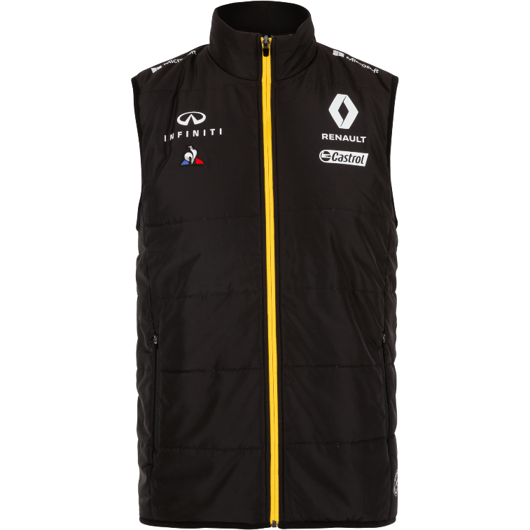 Renault F1 2019 Team Vest Black