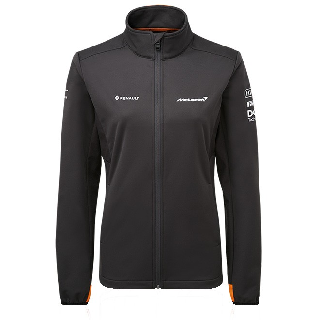 McLaren F1 2019 Women's Team Softshell Jacket
