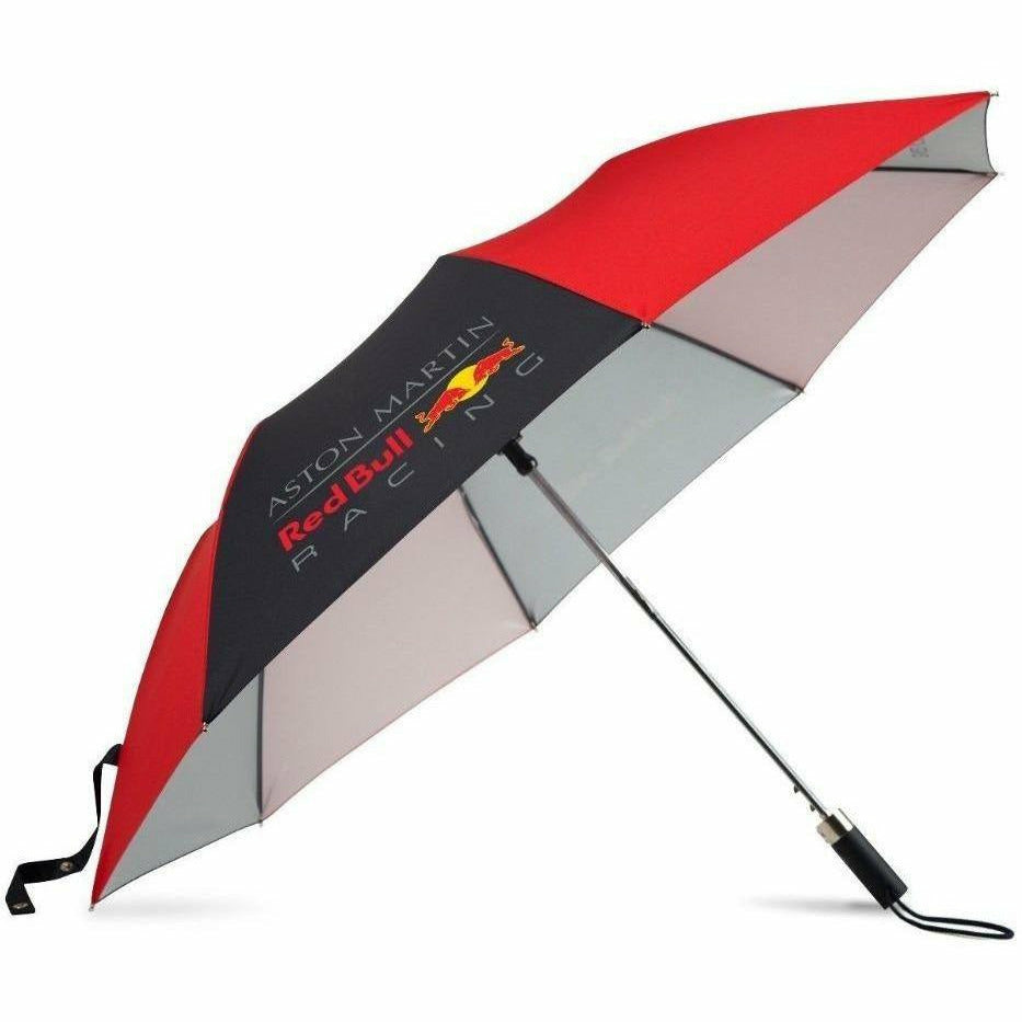 Red Bull Formula 1 Racing 2018 Aston Martin Blue Compact Umbrella