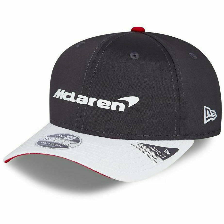 McLaren New Era 9Fifty SS Special Edition China GP Hat Anthracite