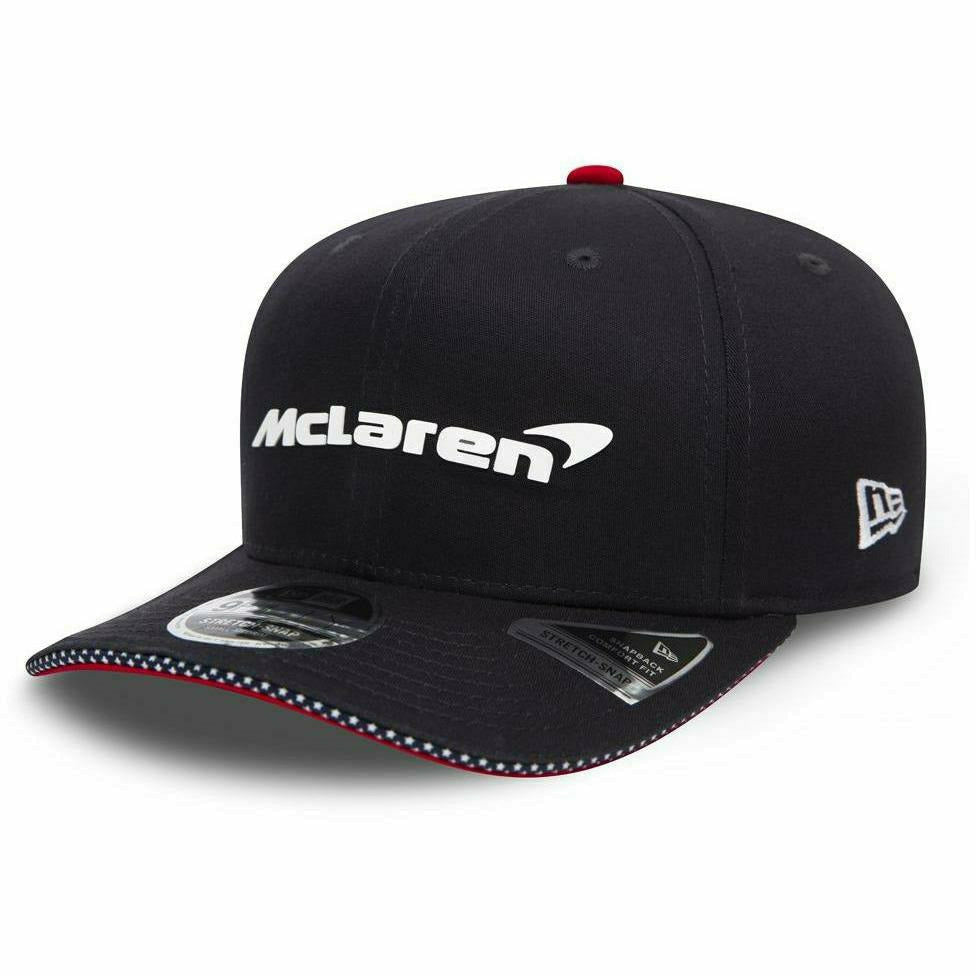 McLaren F1 Special Edition USA Grand Prix 9FIFTY Hat Navy