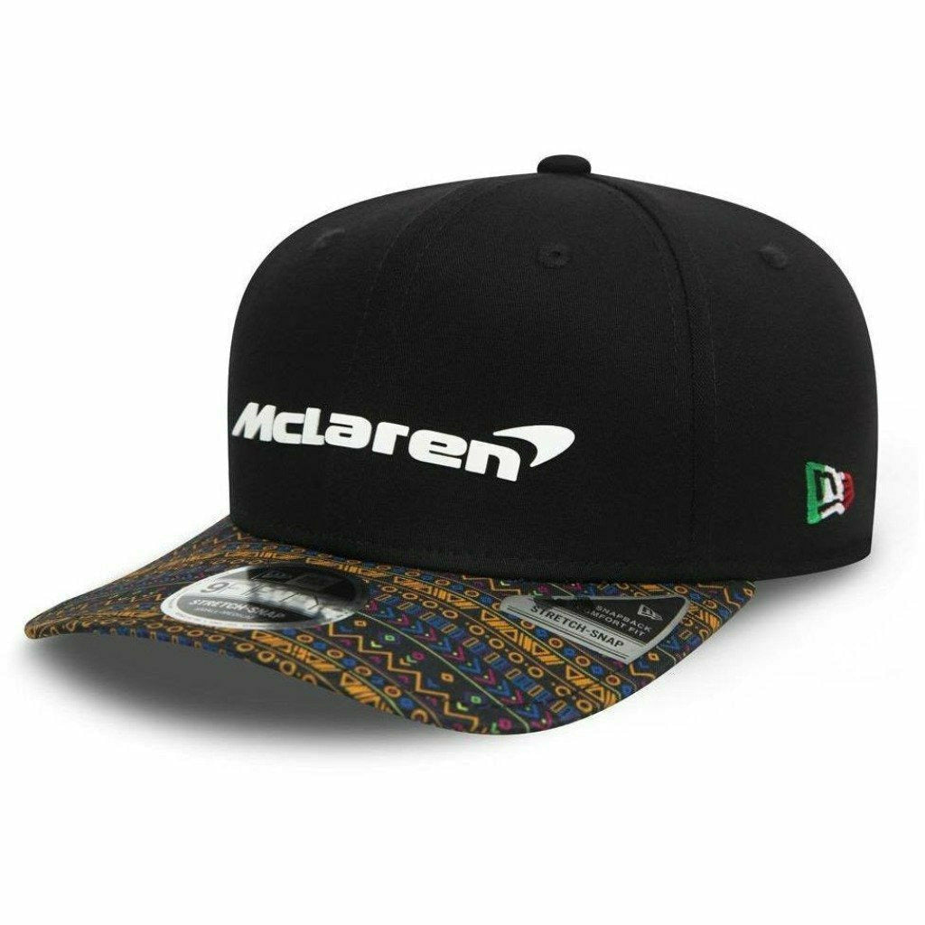 McLaren F1 Special Edition Mexico Grand Prix 9FIFTY Hat Black