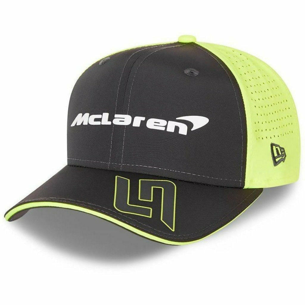 McLaren F1 Promo Lando Norris New Era 9Fifty Hat Neon/Black