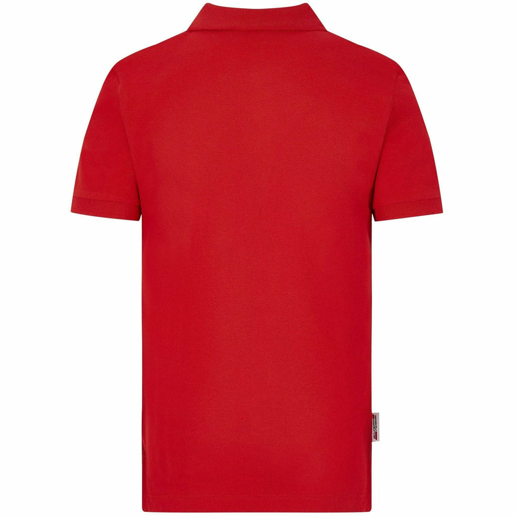 Scuderia Ferrari F1 Kids Classic Polo Black/Red