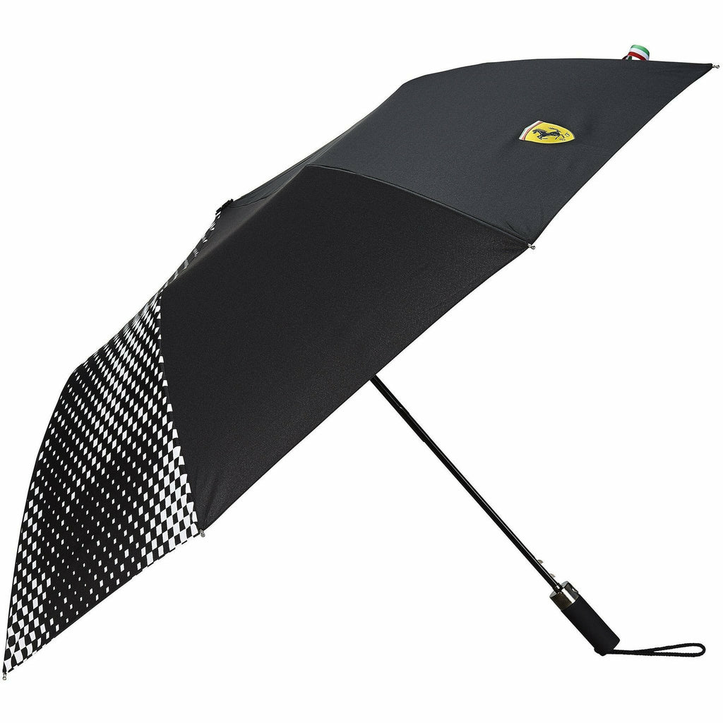 Scuderia Ferrari F1 Compact Umbrella Black/Red