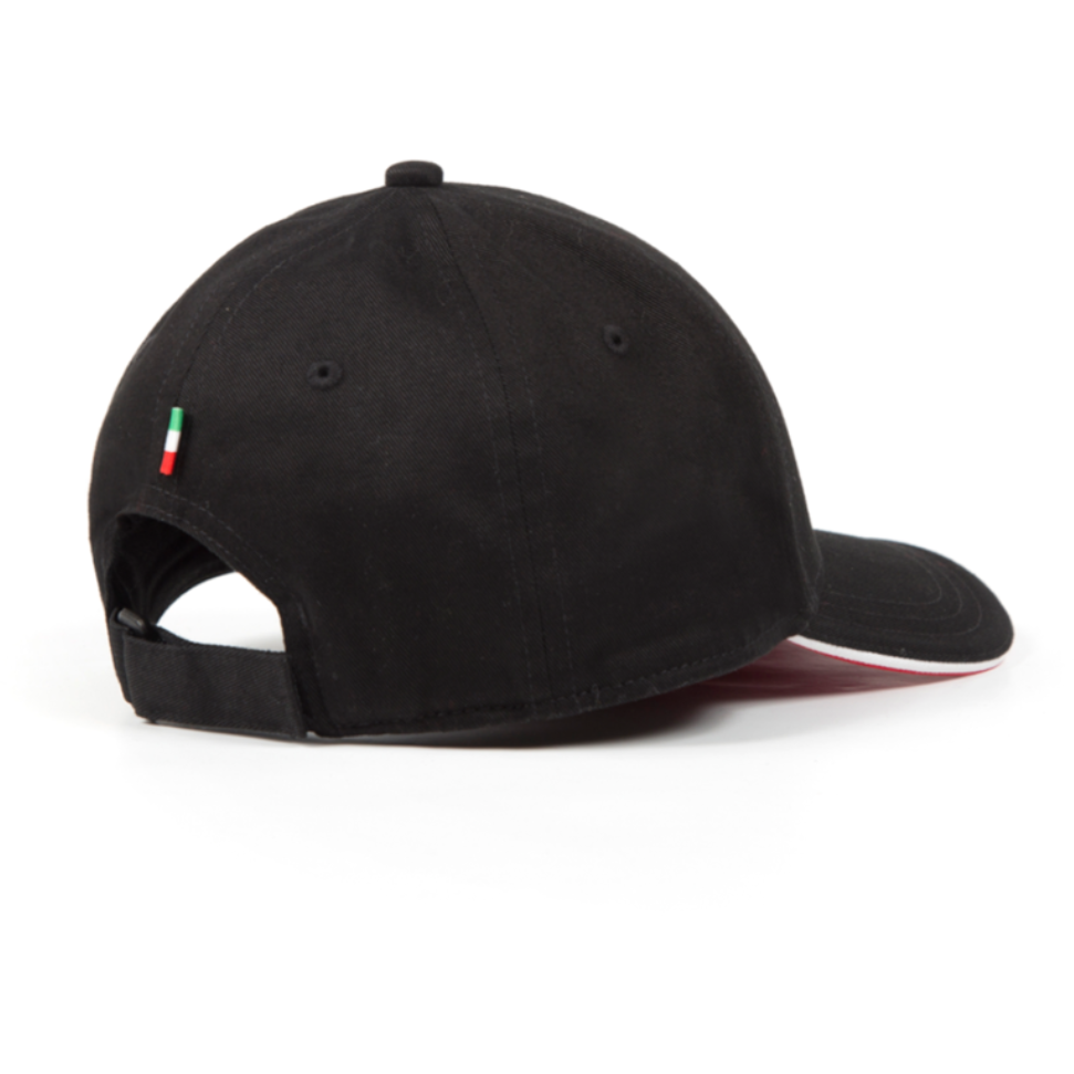 Scuderia Ferrari Formula 1 Black Authentic Classic Hat