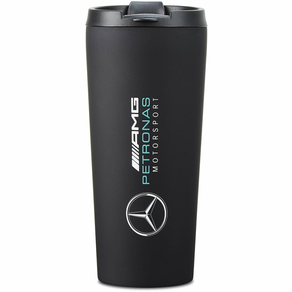 Mercedes Benz AMG Petronas F1 Thermal Mug Black