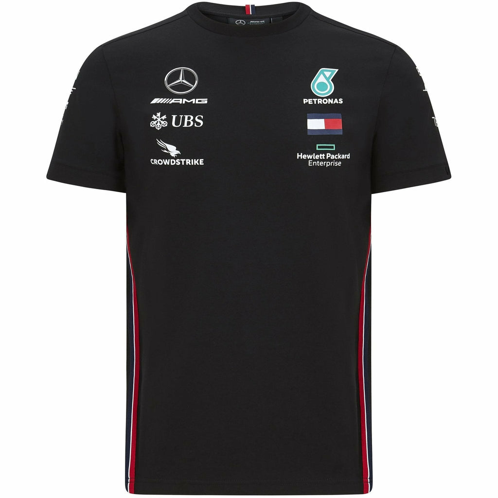 Mercedes Benz AMG Petronas F1 2020 Men's Team T-Shirt
